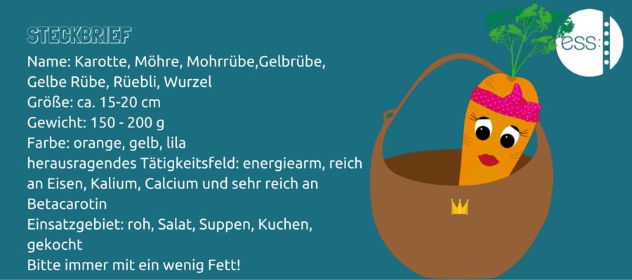 ESS: Praxis für Ernährungsberatung und -therapie Stephanie Siegert Dortmund Karotte unterwegs mitnehmen