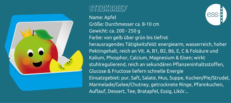 ESS: Praxis für Ernährungsberatung und -therapie Stephanie Siegert Dortmund Apfel unterwegs mitnehmen