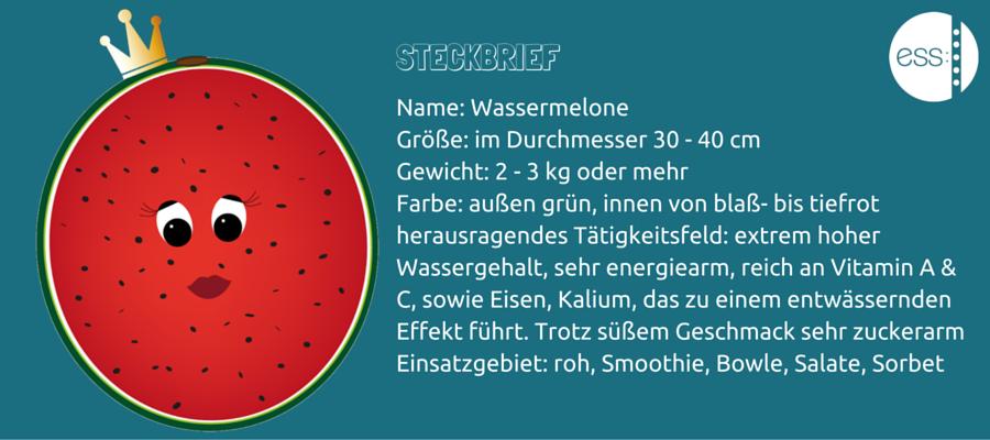 Wassermelone ESS: Praxis für Ernährungsberatung und -therapie Stephanie Siegert Dortmund Februar saisonales Obst und Gemüse